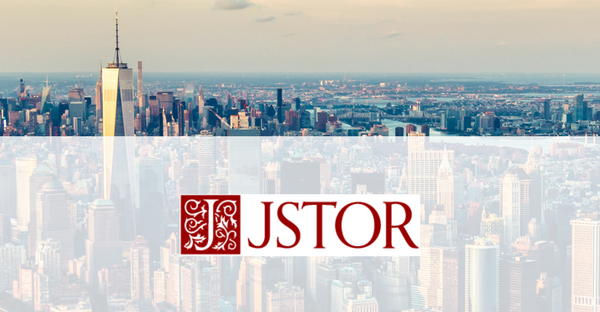 JSTOR Publisher Meeting 2017