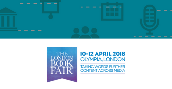JSTOR @ London Book Fair 2018