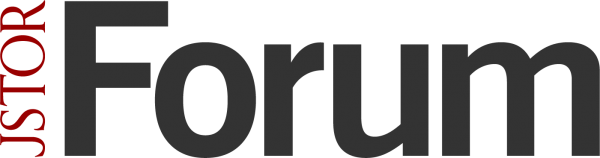 JSTOR Forum logo