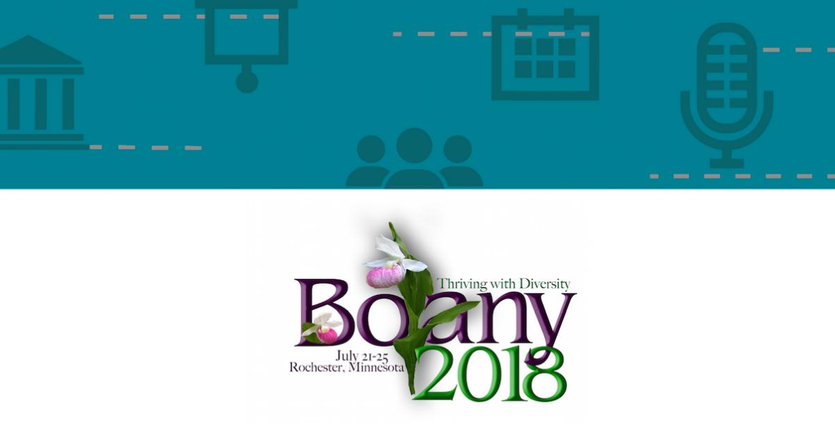 JSTOR @ Botany 2018