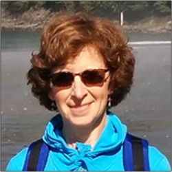 Photograph of Patti Wilson, University of the Fraser Valley Library