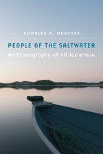 "Cover of the book ""People of the Saltwater"""