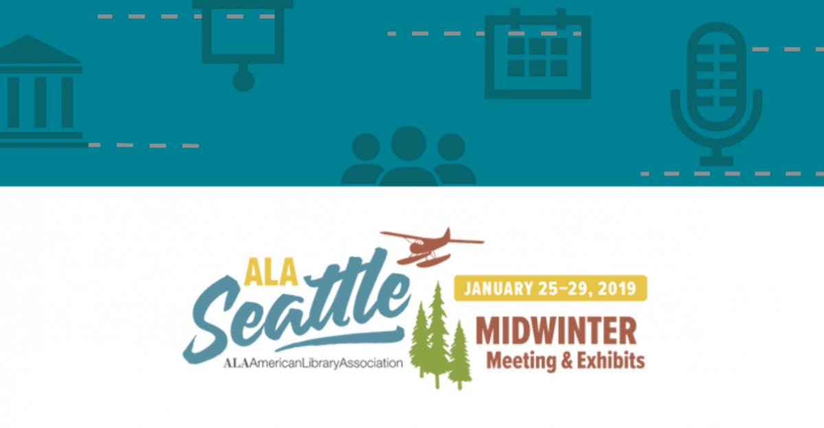 JSTOR @ ALA Midwinter 2019