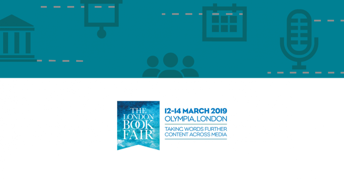 JSTOR @ London Book Fair 2019