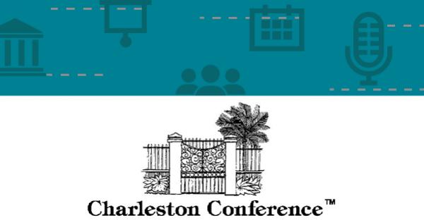 JSTOR @ Charleston Conference 2019