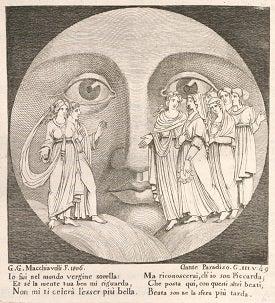 Gian Giacomo Macchiavelli, La Divina Commedia, 1821