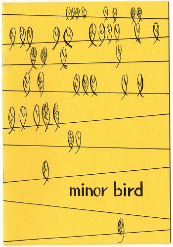 Cover of The Minor Bird, 1955
