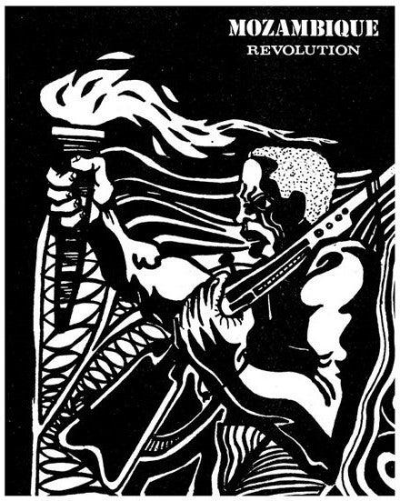 Mozambique Revolution, No. 40. Magazine