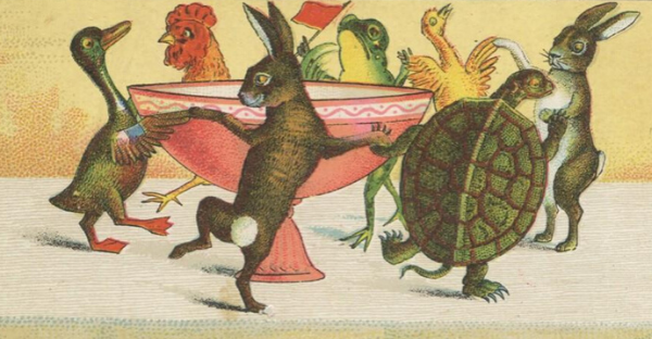 Victorian Trade and Novelty Cards