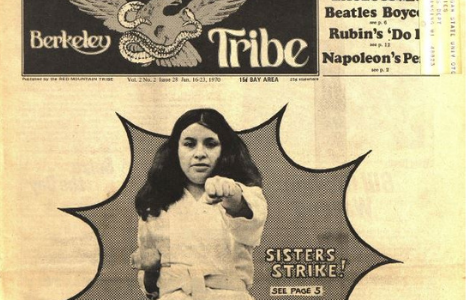 Image from Berkeley Tribe newspaper