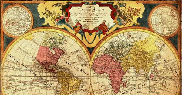 World and Regional Maps