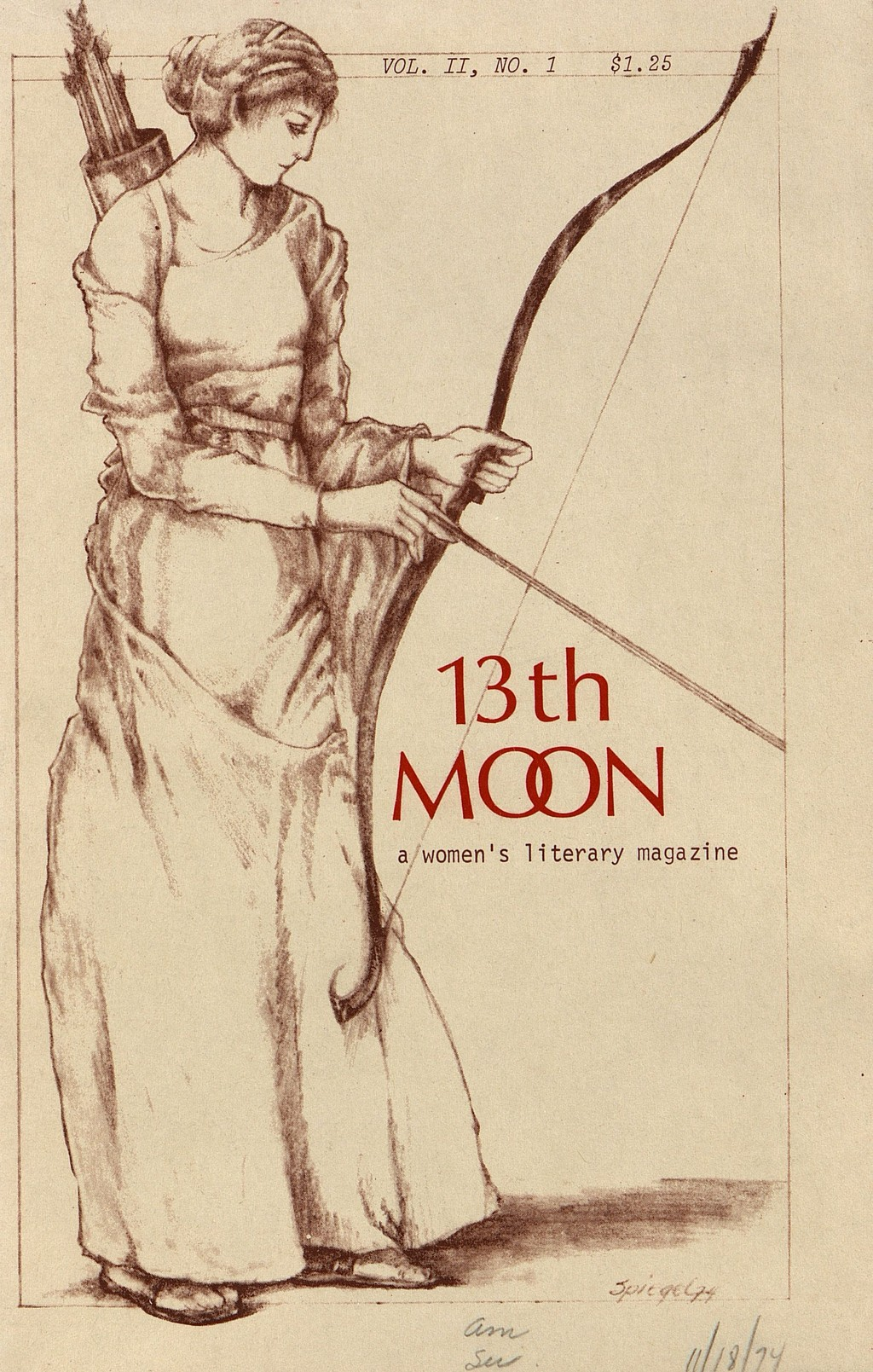 13th Moon cover image