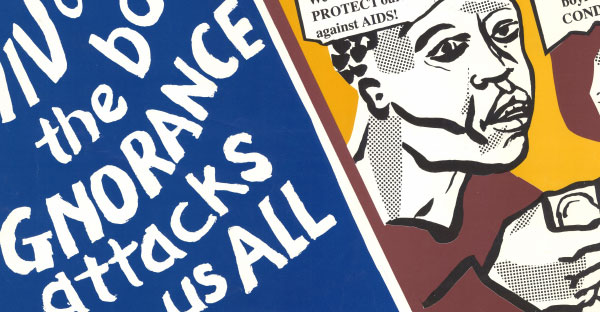 module image: HIV, AIDS & the Arts